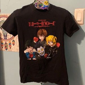 Death Note Anime Tee